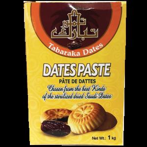 Tabaraka Dates Paste