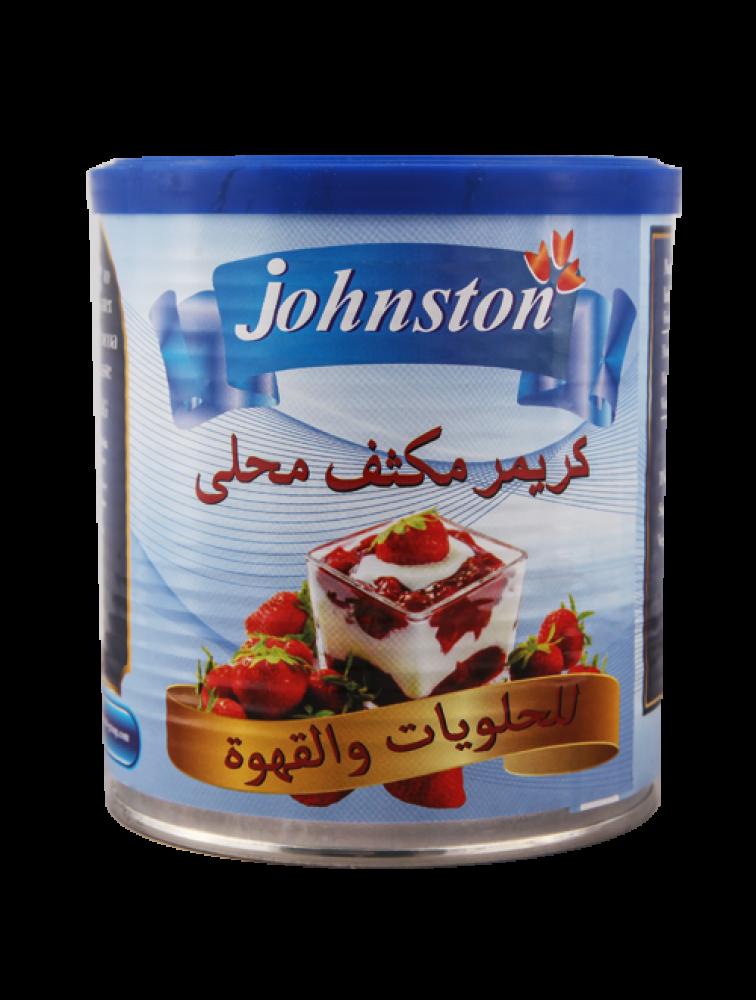 Johnston sweetened condensed milk