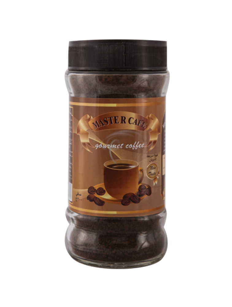 Master Cafe Instant Coffee 200 g