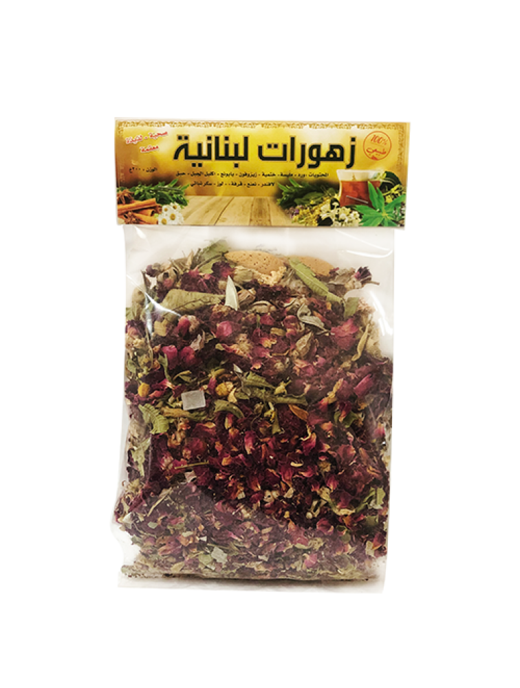 Zhourat Lebanese 200 g